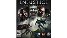 injustice god among us jaquette temporaire ps vita