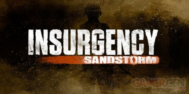 Insurgency Sandstorm logo