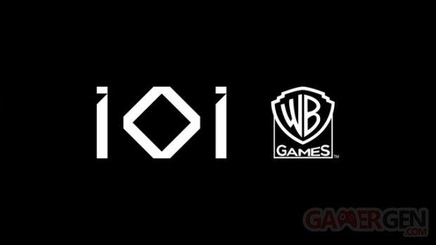 IO Interactive Warner Bros Games logo