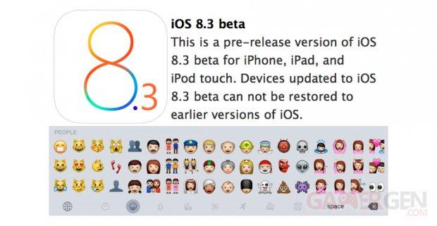 ios 8 3 beta