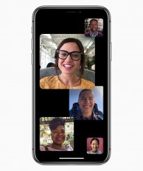 iOS12 Face Time multi 06042018