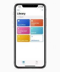 iOS12 Siri Shortcuts Library 06042018