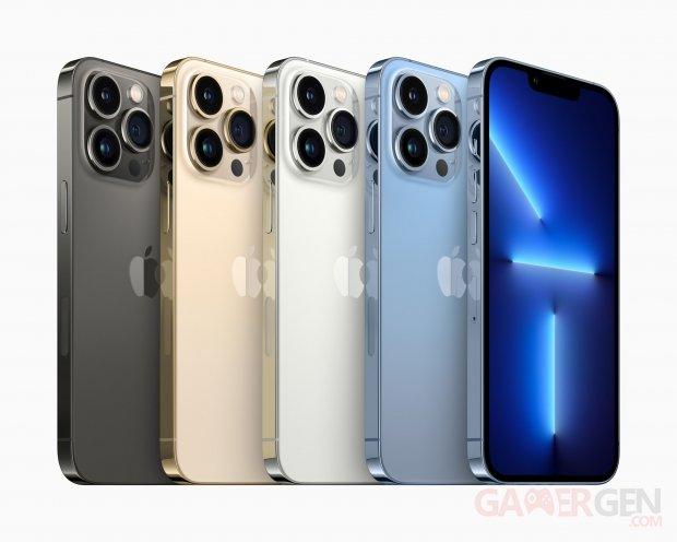iPhone 13 Pro 13 14 09 2021