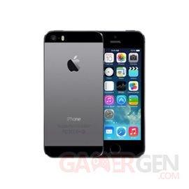 iPhone 5S 16go gris (reconditionné)