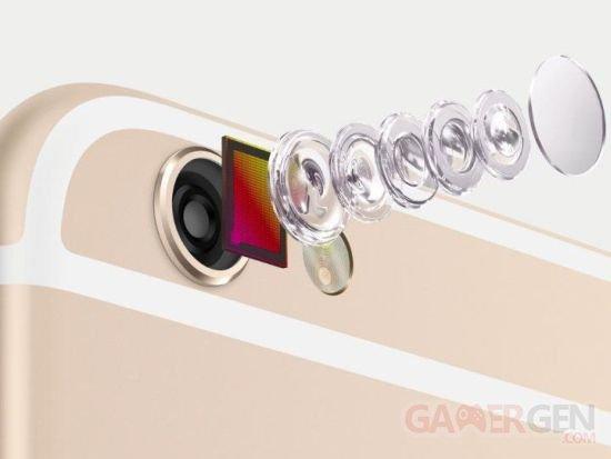 iphone 6 camera appareil photo apn