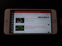 iphone 6 plus deballage unboxing shynix pour gamergen  (16)