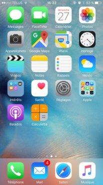 iphone 6s iphone6s ios9 connexion wifi 4g lte tutoriel 01