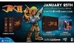 jak ii sortie physique chez limited run games datee encore sublime collector cle
