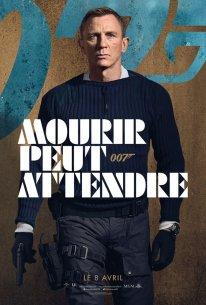James Bond Mourir peut attendre 01 03 12 2019
