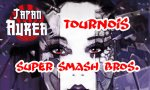 japan aurea 10 super smash bros invite salon deux tournois