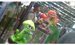 Japan Expo 2015   amiibo nintendo booth stand photo wave 6 mario yoshi splatoon mii   02