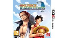 Jaquette 3DS One Piece Romance Dawn