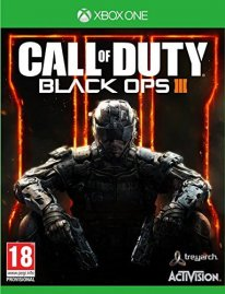 jaquette Call of Duty Black Ops III Xbox One