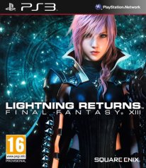 jaquette Lightning Returns Final Fantasy XIII 1