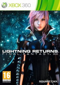 jaquette Lightning Returns Final Fantasy XIII 2