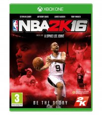jaquette NBA 2K16 Xbox One