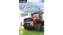 Jaquette PC Farming Simulator 2013