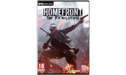 Jaquette PC Homefront the Revolution
