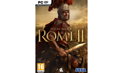 Jaquette PC Total War Rome II