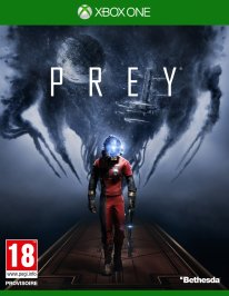 jaquette PREY Xbox One