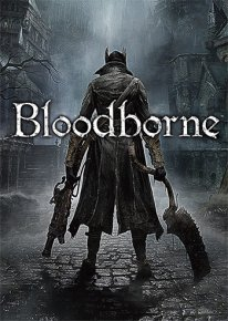 Jaquette provisoire Bloodborne