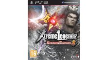 Jaquette PS3 Dynasty Warriors 8 Xtreme Legends