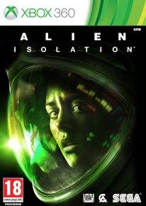 Jaquette Xbox 360 Alien Isolation