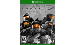 Jaquette Xbox One Halo the Master Chief Collection