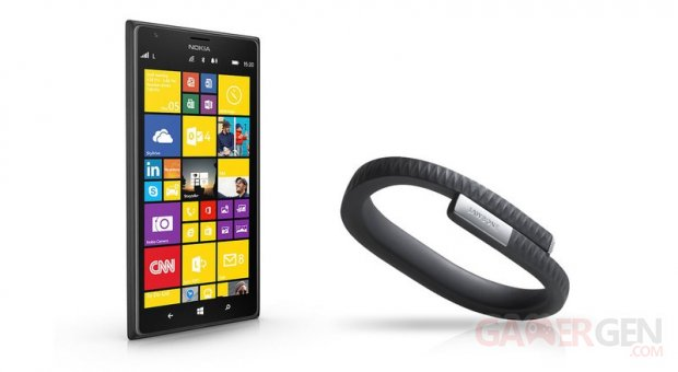 jawbone up windows phone