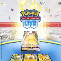 JCC Pokémon Live Jeu de Cartes à Collectionner 20 09 2021 pic 1
