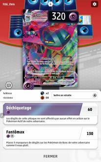 JCC Pokémon Live Jeu de Cartes à Collectionner 20 09 2021 pic 6