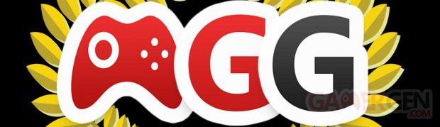 Jeu de l'annee ban logo GG Gamergen GOTY image 1