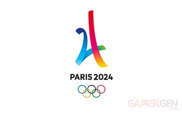 Jeux Olympiques Paris 2024 logo