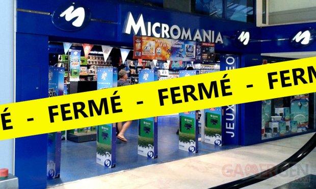 Jeux vidéo boutique Confinement Micromania Rennes