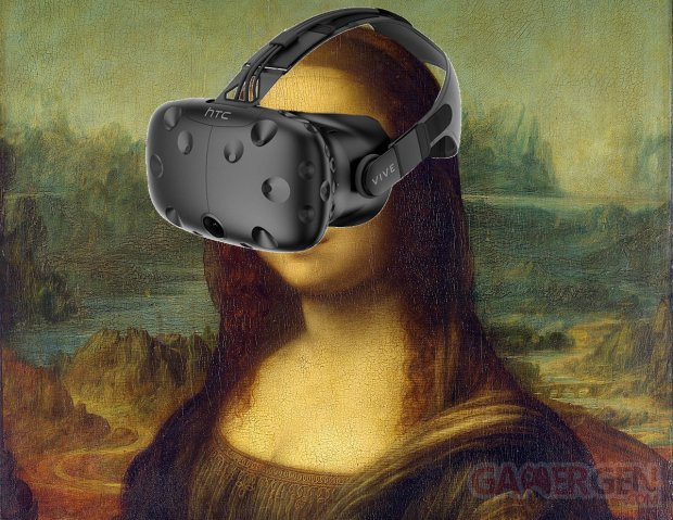 Joconde HTC Vive