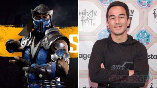 Joe Taslim Mortal Kombat