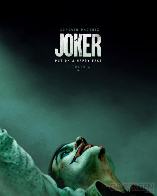 Joker Affiche Poster Film Joaquin Phoenix