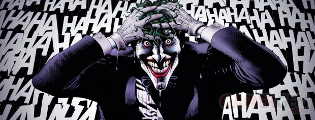Joker Killing Joke.