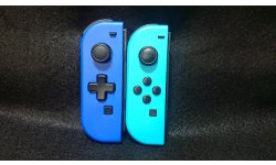 Joy Con HORI Comparaison images deballage unboxing (6)