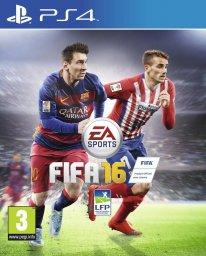 jquette FIFA 16 PS4 PlayStation 4