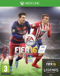 jquette FIFA 16 Xbox One