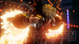 Jump Force Bakugo screenshot 1