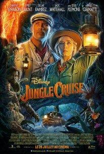 Jungle Cruise 27 05 2021 poster affiche date sortie