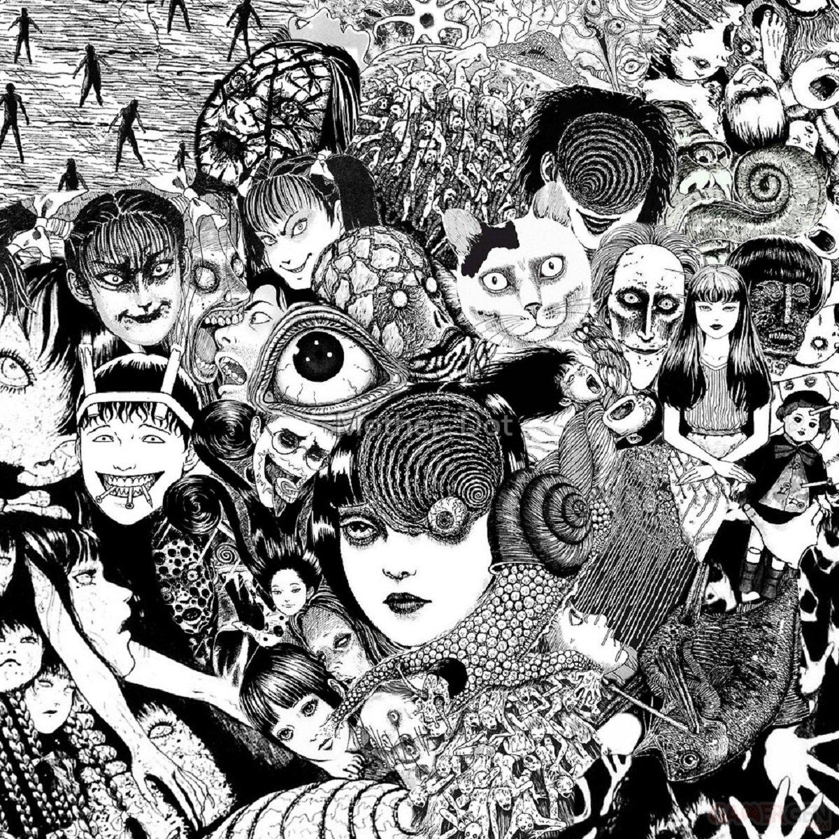Junji Itô et Kojima : vers un projet ensemble ?