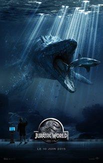 Jurassic World affiche 1