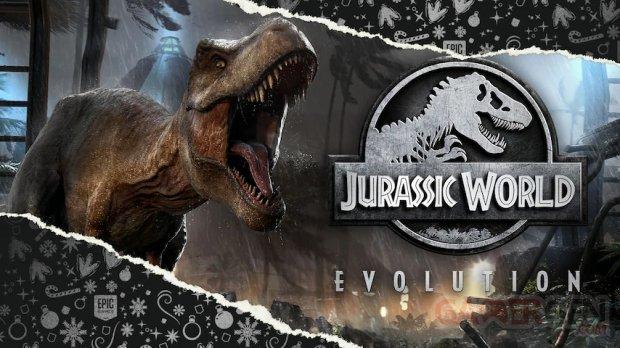 Jurassic World Evolution EGS 31 12 2020