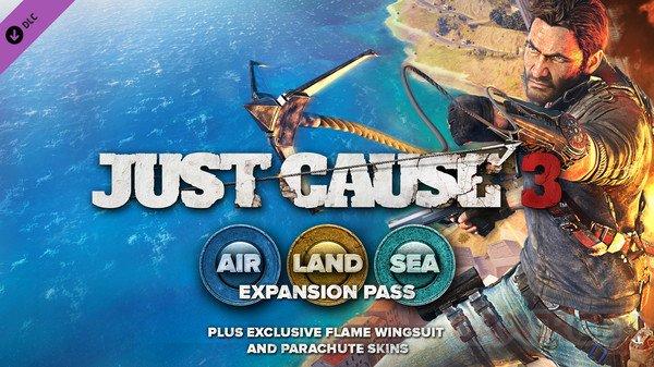 Just Cause 3 Air Land Sea Season Pass