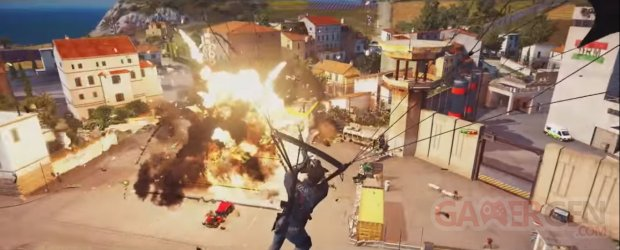 Just Cause 3 Explosions Rap head