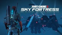 Just Cause 3 Sky Fortress DLC 1