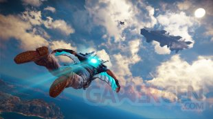 Just Cause 3 Sky Fortress DLC 2